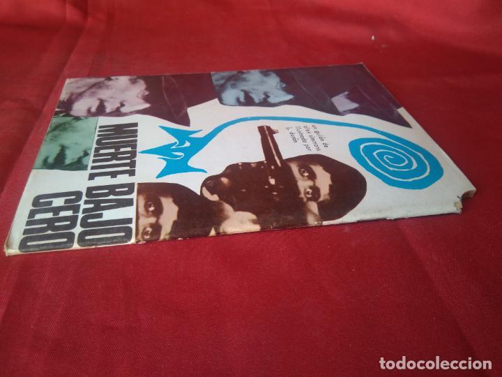 Tebeos: ESPIONAJE Nº 55 - ROSA DE MUERTE - ED. TORAY - 1967 - 48 PAG. - Foto 4 - 202931790