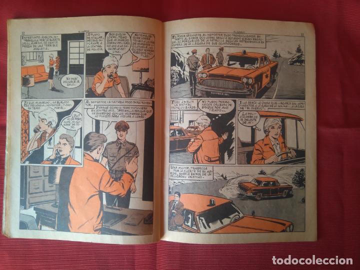 Tebeos: BRIGADA SECRETA - EL CUERVO - Nº33 - ED. TORAY - 1963 - 48 PAG. - Foto 3 - 202932297