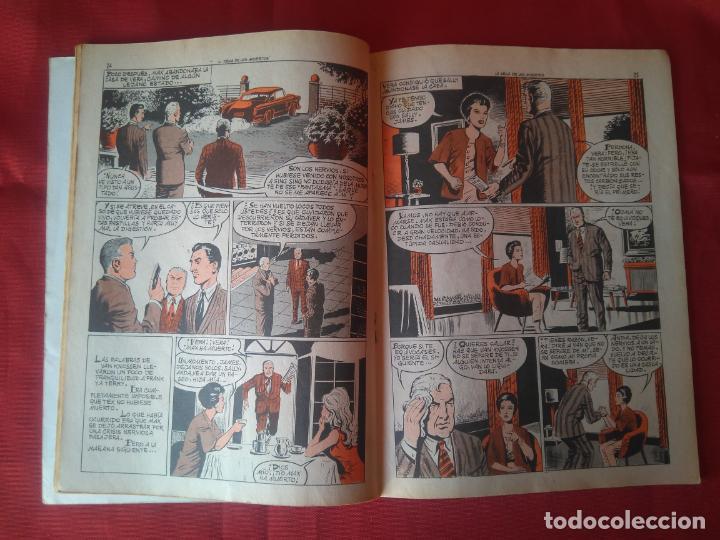 Tebeos: BRIGADA SECRETA - LA CENA DE LOS MUERTOS - Nº22 - ED. TORAY - 1963 - 48 PAG. - Foto 3 - 202932346