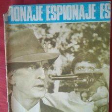 Tebeos: ESPIONAJE Nº 56 - MUERTE BAJO CERO - ED. TORAY - 1967 - 48 PAG.. Lote 202933227