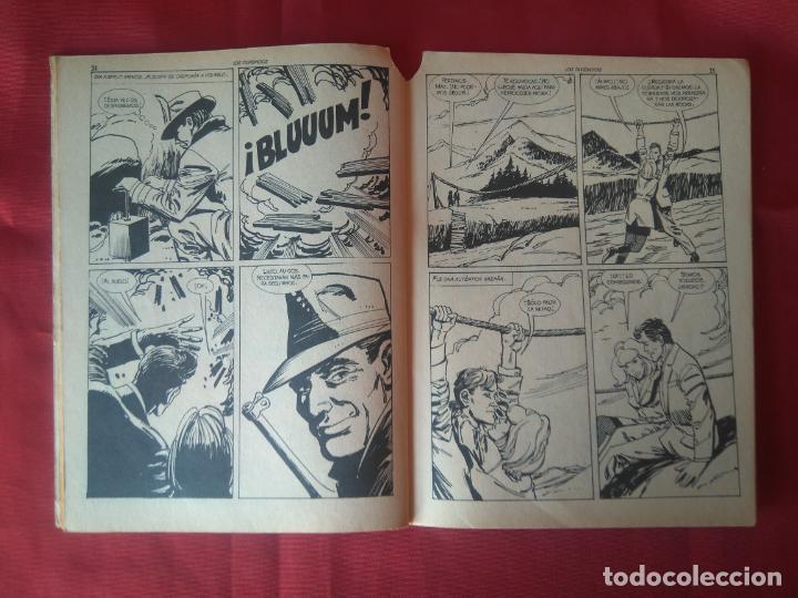 Tebeos: ESPIONAJE Nº 54 - LOS OLVIDADOS - ED. TORAY - 1967 - 48 PAG. - Foto 3 - 202933256