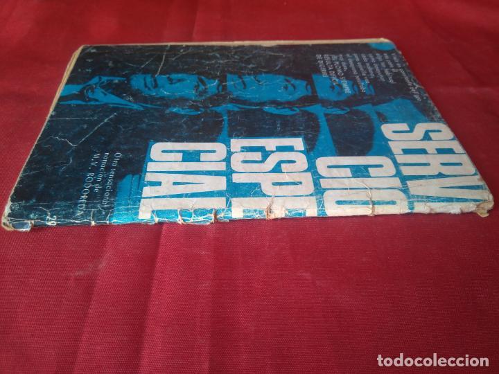 Tebeos: ESPIONAJE Nº 29 - TRAMPA EN EL AIRE - ED. TORAY - AÑOS 60 - 48 PAG. - Foto 4 - 202933503