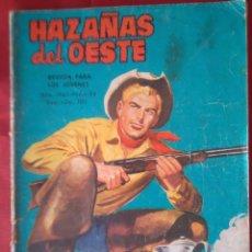 Tebeos: HAZAÑAS DEL OESTE Nº 84 - ...PUDO SER UN DELINCUENTE - ED. TORAY 1959 - 32 PAGINAS. Lote 202933801