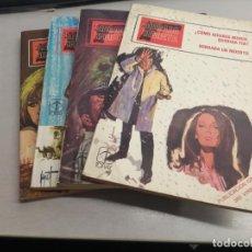 Tebeos: BRIGADA SECRETA / LOTE 4 TOMOS: 2, 5, 7, 8 / EDICIONES TORAY 1982. Lote 151083474