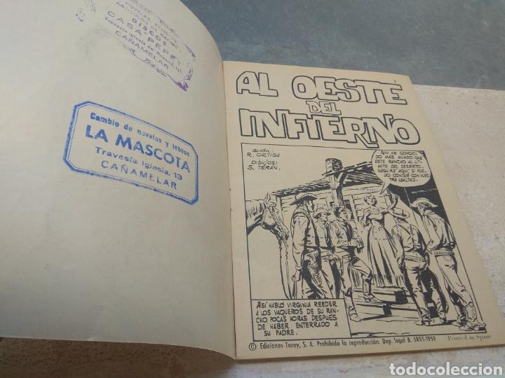 Tebeos: Hazañas del Oeste N°231- Ediciones Toray - - Foto 7 - 152315172