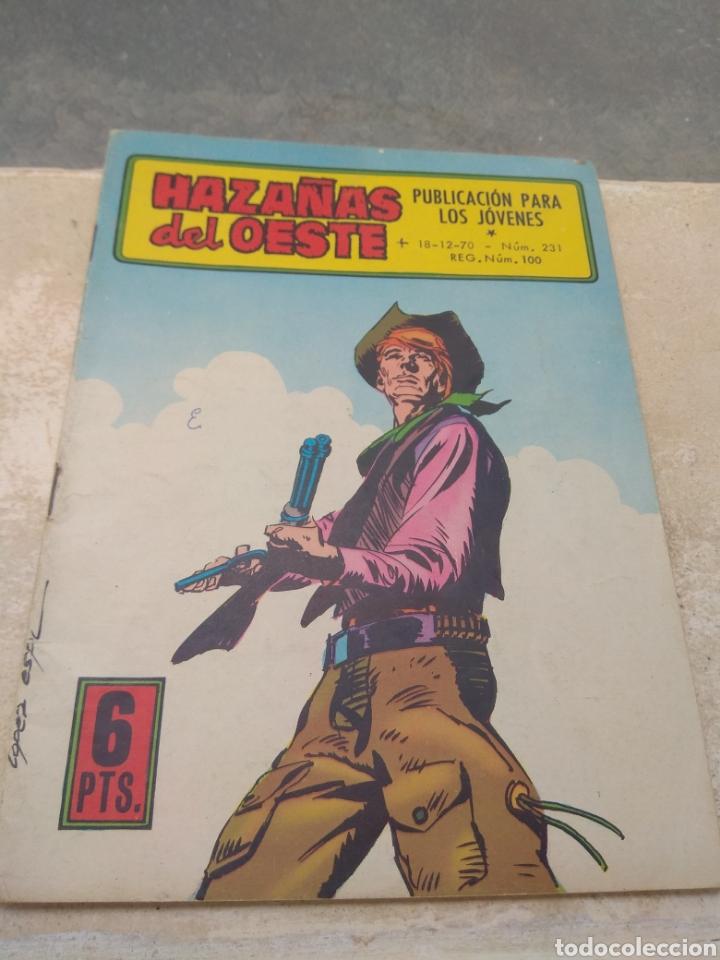 Tebeos: Hazañas del Oeste N°231- Ediciones Toray - - Foto 13 - 152315172
