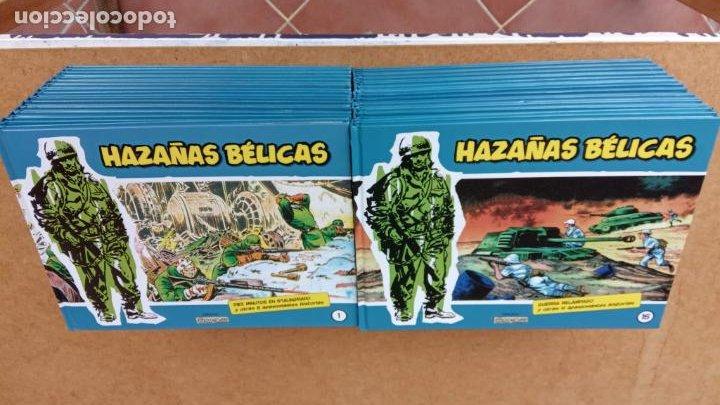 Tebeos: HAZAÑAS BÉLICAS 1 AL 28 PLANETA DE AGOSTINI 2014 - NUEVOS, VER TODAS LAS PORTADAS Y MAS - Foto 5 - 203530081