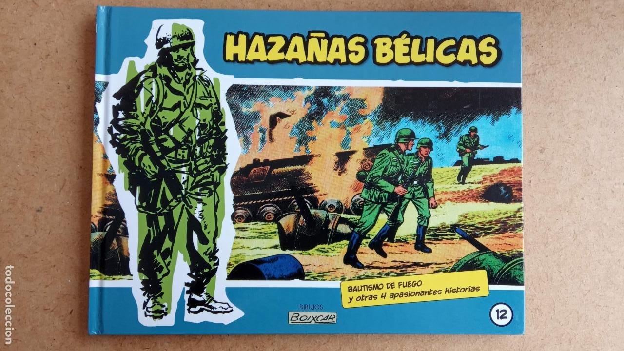 Tebeos: HAZAÑAS BÉLICAS 1 AL 28 PLANETA DE AGOSTINI 2014 - NUEVOS, VER TODAS LAS PORTADAS Y MAS - Foto 79 - 203530081
