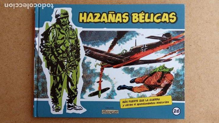 Tebeos: HAZAÑAS BÉLICAS 1 AL 28 PLANETA DE AGOSTINI 2014 - NUEVOS, VER TODAS LAS PORTADAS Y MAS - Foto 128 - 203530081