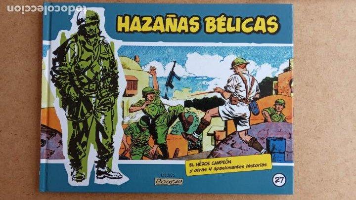 Tebeos: HAZAÑAS BÉLICAS 1 AL 28 PLANETA DE AGOSTINI 2014 - NUEVOS, VER TODAS LAS PORTADAS Y MAS - Foto 132 - 203530081
