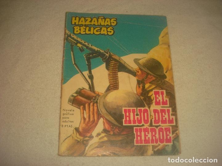 HAZAÑAS BELICAS 101 . EL HIJO DEL HEROE (Tebeos y Comics - Toray - Hazañas Bélicas)