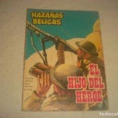 Tebeos: HAZAÑAS BELICAS 101 . EL HIJO DEL HEROE. Lote 203942232