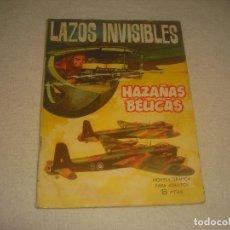 Tebeos: HAZAÑAS BELICAS N. 89 . LAZOS INVISIBLES. Lote 204169247