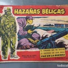 Tebeos: HAZAÑAS BELICAS EXTRA 88. Lote 204361487