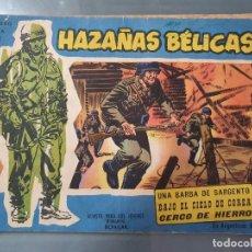 Tebeos: HAZAÑAS BELICAS 15. Lote 204368006