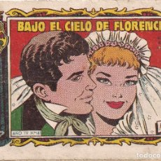 Tebeos: ALICIA. Nº 183 BAJO EL CIELO DE FLORENCIA. Lote 204533611