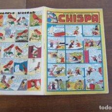 Tebeos: TORAY,- CHISPA Nº 16 DOROTEO GAMBA Y PEPE CEPILLO. Lote 204647293