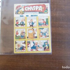 Tebeos: TORAY,- CHISPA Nº 6 SIGLO XX 60 CTS.. Lote 204647600