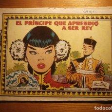 BDs: TEBEO-COMIC P/ NIÑAS - REVISTA JUVENIL FEMENINA AZUCENA - EL PRÍNCIPE QUE APRENDIO A SER REY Nº 528. Lote 204829688