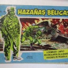 Tebeos: HAZAÑAS BELICAS VOL. 16 TORAY AÑO 1957. Lote 205071007