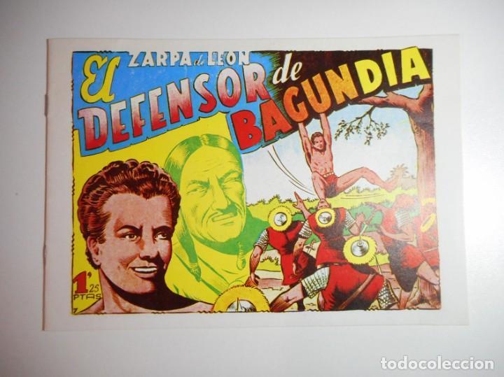 ZARPA DE LEÓN : EL DEFENSOR DE BAGUNDIA (Tebeos y Comics - Toray - Zarpa de León)