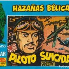 Tebeos: CÓMIC ` HAZAÑAS BÉLICAS ´ Nº 18 G4 EDICIONES / TORAY 1987. Lote 205146076