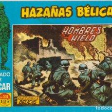Tebeos: CÓMIC ` HAZAÑAS BÉLICAS ´ Nº 21 G4 EDICIONES / TORAY 1987. Lote 205147592