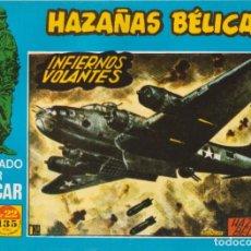 Tebeos: CÓMIC ` HAZAÑAS BÉLICAS ´ Nº 22 G4 EDICIONES / TORAY 1987. Lote 205148098