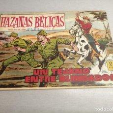 BDs: HAZAÑAS BÉLICAS 2ª SERIE Nº 271 / TORAY ORIGINAL. Lote 205292135