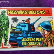 Tebeos: HAZAÑAS BÉLICAS. NÚMERO EXTRA 129 BUEN ESTADO. Lote 205295111
