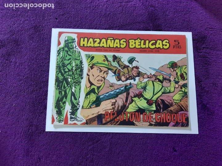 HAZAÑAS BÉLICAS NÚMERO EXTRA 138 BUEN ESTADO (Tebeos y Comics - Toray - Hazañas Bélicas)