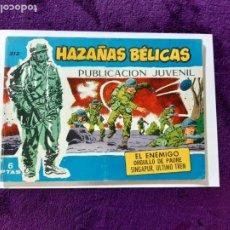 Tebeos: HAZAÑAS BÉLICAS. Nº 312 BUEN ESTADO. Lote 205300527