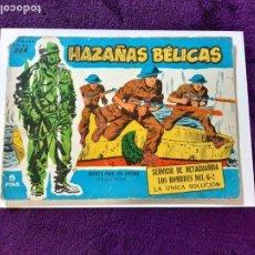 Tebeos: HAZAÑAS BÉLICAS. Nº 228 BUEN ESTADO. Lote 205301473