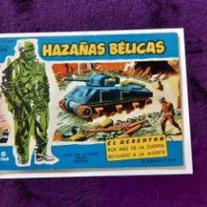 Tebeos: HAZAÑAS BÉLICAS. Nº 129 - BUEN ESTADO. Lote 205302908
