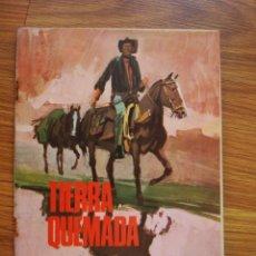 Tebeos: SIOUX Nº 172 TIERRA QUEMADA (TORAY 1970). Lote 205343383