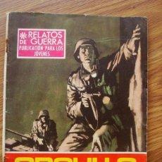 Tebeos: RELATOS DE GUERRA Nº 169 ORGULLO DE VENCEDORES (TORAY 1969). Lote 205347987