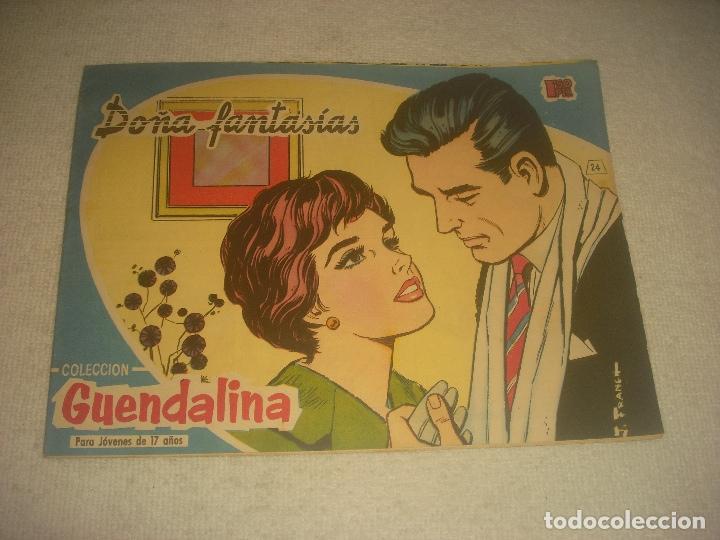 GUENDOLINA N. 24. DOÑA FANTASIAS. (Tebeos y Comics - Toray - Guendalina)
