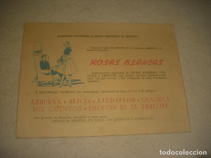 Tebeos: COLECCION SUSANA N. 40 . NO ERA UN HEROE - Foto 2 - 205355937