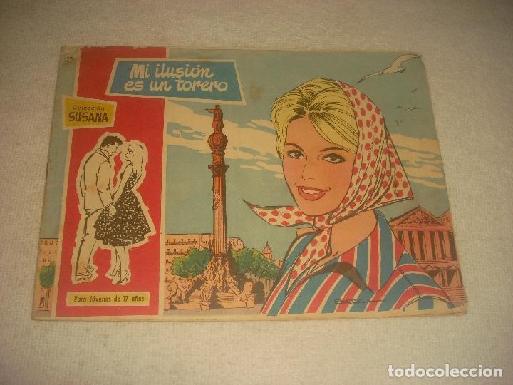 COLECCON SUSANA N. 20 (Tebeos y Comics - Toray - Susana)