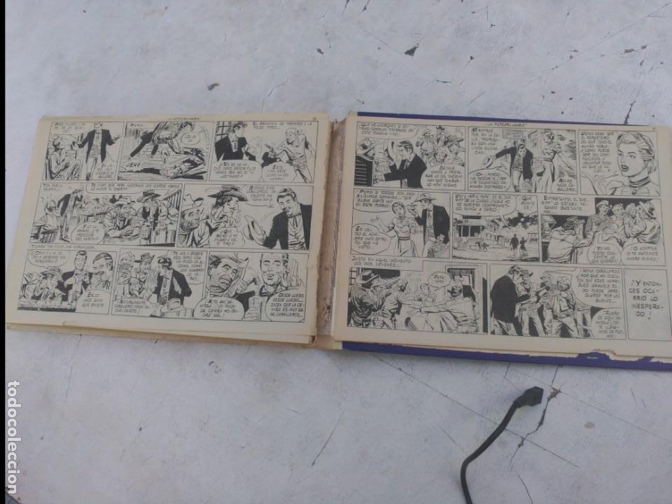 Tebeos: Hazañas Del Oeste.Tomo de 10 Tebeos de tapa dura.Toray - Foto 2 - 205405092