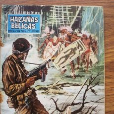 Tebeos: HAZAÑAS BÉLICAS NÚMERO 198 (TORAY 1969) HERMANO ENEMIGO. Lote 205405926