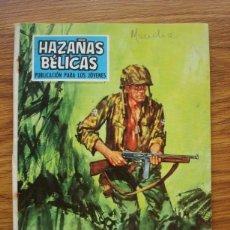 Tebeos: HAZAÑAS BÉLICAS NÚMERO 187 (TORAY 1969) ESPERAME EN EL PACIFICO. Lote 205406976