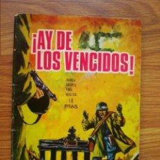Tebeos: HAZAÑAS BÉLICAS NÚMERO 142 (TORAY 1967) ¡AY DE LOS VENCIDOS!. Lote 205407360
