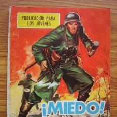Tebeos: HAZAÑAS BÉLICAS BOIXCAR NÚMERO 109 (TORAY 1969) ¡MIEDO!. Lote 205407907