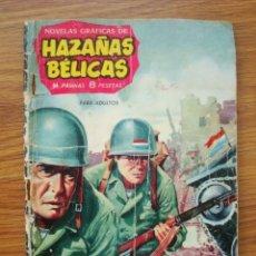Tebeos: HAZAÑAS BÉLICAS NÚMERO 9 (TORAY 1962) MANOS DE PLATA. Lote 205408136