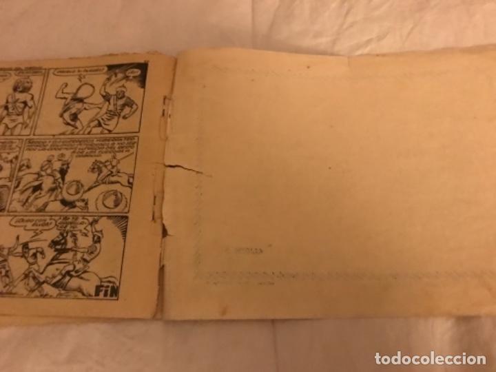 Tebeos: CUADERNILLO ZARPA DE LEON LUCHA SANGRIENTA DE TORAY 3 PESETAS - Foto 6 - 205671845