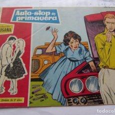 Tebeos: COLECCIÓ SUSANA NÚM. 9 AUTO-STOP EN PRIMAVERA. Lote 205865087