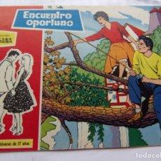 Tebeos: COLECCIÓ SUSANA NÚM. 17 ENCUENTRO OPORTUNO. Lote 205865387
