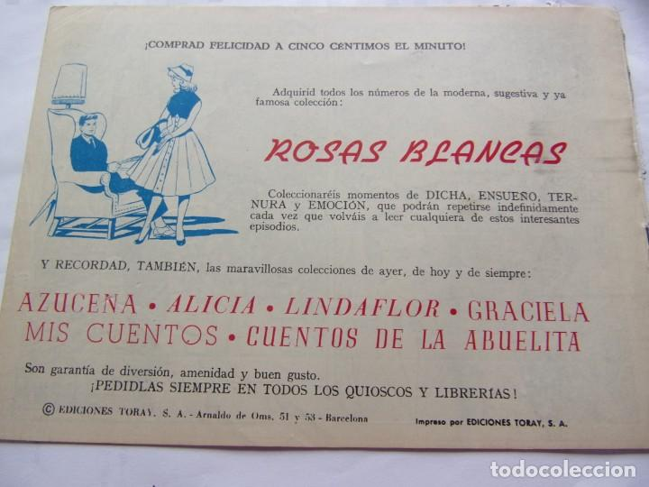 Tebeos: colecció susana núm. 17 ENCUENTRO OPORTUNO - Foto 2 - 205865387