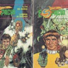Tebeos: 5 COMICS ESPACIO EDICIONES TORAY S.A. AÑO 1982 N,1,2,3,4,6.. Lote 206212846